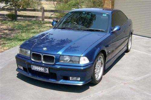 Used BMW M Car Sales Bundoora VIC - 1994 bmw m3