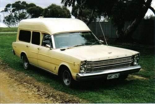 1966 Used Ford Galaxie Wagon Car Sales Port Lincoln Sa 8 500