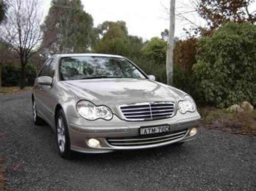 2005 used mercedes-benz c180 kompressor classic sedan car sales