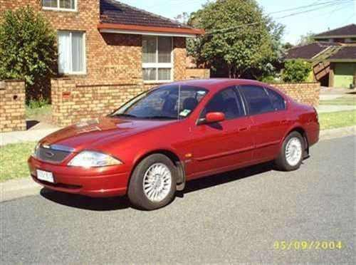 2000 Used FORD FAIRMONT 11 SEDAN Car Sales Cheltenham VIC 10500