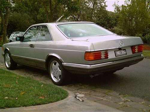 1983 used mercedes benz 380 sec coupe car sales melbourne for 1983 mercedes benz 380sec for sale