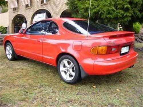 1990 Used TOYOTA CELICA SX LIFTBACK Car Sales Chirnside Park VIC