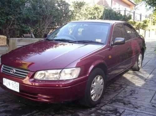 1999 Used Toyota Camry Mcv20r Csi Sedan Car Sales