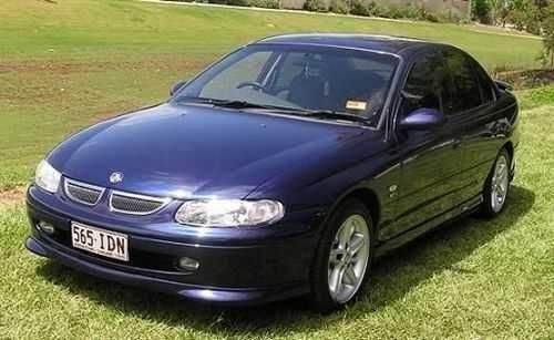 1998 used holden commodore vt ss sedan car sales redcliffe qld 17 500. Black Bedroom Furniture Sets. Home Design Ideas