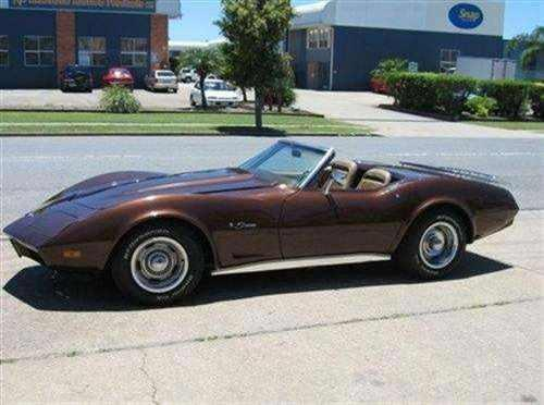 1974 used chevrolet corvette c3 convertible car sales brisbane qld 39 990. Black Bedroom Furniture Sets. Home Design Ideas