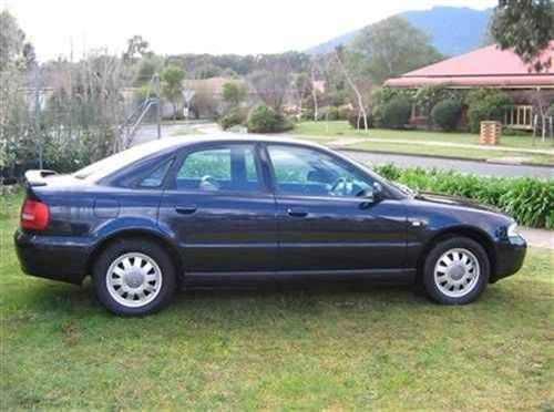 2000 Used AUDI A4 1.8 SEDAN Car Sales Kilsyth South VIC $21,800