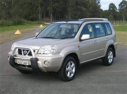 2002 used nissan x-trail ti luxury 4x4 car sales gold coast qld