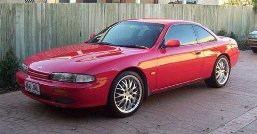 1995 used nissan 200sx 1 coupe car sales brisbane qld 18 000. Black Bedroom Furniture Sets. Home Design Ideas