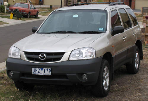 2004 used mazda tribute limited sports wagon car sales tarneit vic as new 21 000. Black Bedroom Furniture Sets. Home Design Ideas