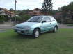 1993 DAIHATSU CHARADE in NSW