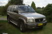 2001 HOLDEN JACKAROO in NSW