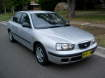 2001 HYUNDAI ELANTRA in NSW