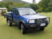 2000 NISSAN NAVARA in QLD