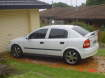 2002 HOLDEN ASTRA in NSW