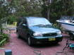 2001 KIA CARNIVAL in NSW