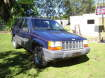 1997 JEEP GRAND CHEROKEE in NSW