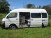 View Photos of Used 1991 TOYOTA HIACE CAMPERVAN MOD)  for sale photo