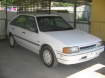 1987 FORD LASER in VIC