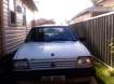1986 HOLDEN BARINA in NSW