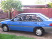 1992 FORD LASER in QLD