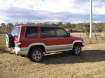 1996 HOLDEN JACKAROO in QLD