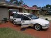 1993 FORD FALCON in NSW