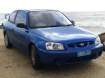 2002 HYUNDAI ACCENT in QLD