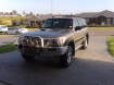 2002 NISSAN PATROL in NSW