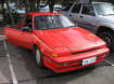 1988 NISSAN EXA in ACT