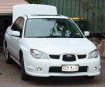 2007 SUBARU IMPREZA in QLD