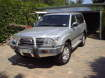 2006 TOYOTA LANDCRUISER in NSW