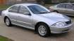 2002 FORD FAIRMONT in VIC