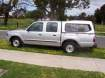 2004 FORD COURIER in VIC