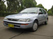 1996 TOYOTA COROLLA in NSW