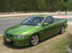 2003 HOLDEN UTE in QLD