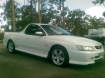2002 HOLDEN COMMODORE in NSW