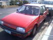 1986 FORD TELSTAR in TAS