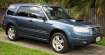 2006 SUBARU FORESTER in QLD