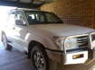 2007 TOYOTA LANDCRUISER in WA