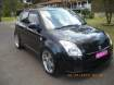 2006 SUZUKI SWIFT in NSW