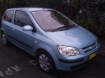 2004 HYUNDAI GETZ in NSW