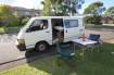 1996 TOYOTA HI ACE in QLD