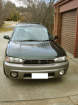 1997 SUBARU OUTBACK in ACT