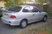 1998 HYUNDAI EXCEL in NSW