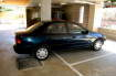 1995 FORD LASER in VIC