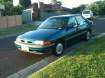 1993 FORD LASER in VIC