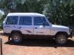 View Photos of Used 1985 MITSUBISHI PAJERO SPORTS  for sale photo
