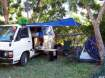 1986 TOYOTA HIACE in VIC