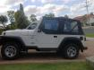 1997 JEEP WRANGLER SPORT in NSW