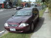 2000 FORD FALCON in VIC